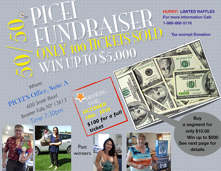 PICEI FUNDRAISER